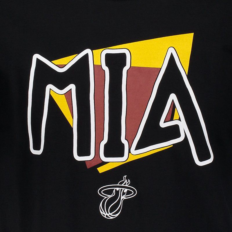 Camiseta Miami Heat #40 Udonis Haslem NBA Niño Salute to ...