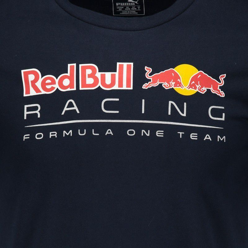Camiseta Puma Red Bull Racing F1 Team - FutFanatics 6119b97ab25