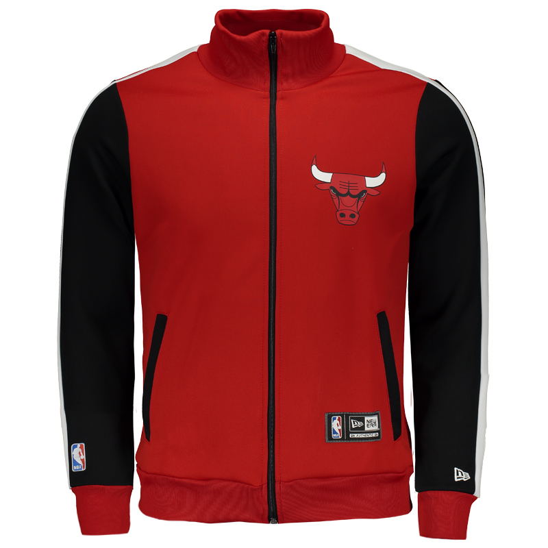 Jaqueta New Era NBA Chicago Bulls - FutFanatics 292e5aa0fe5