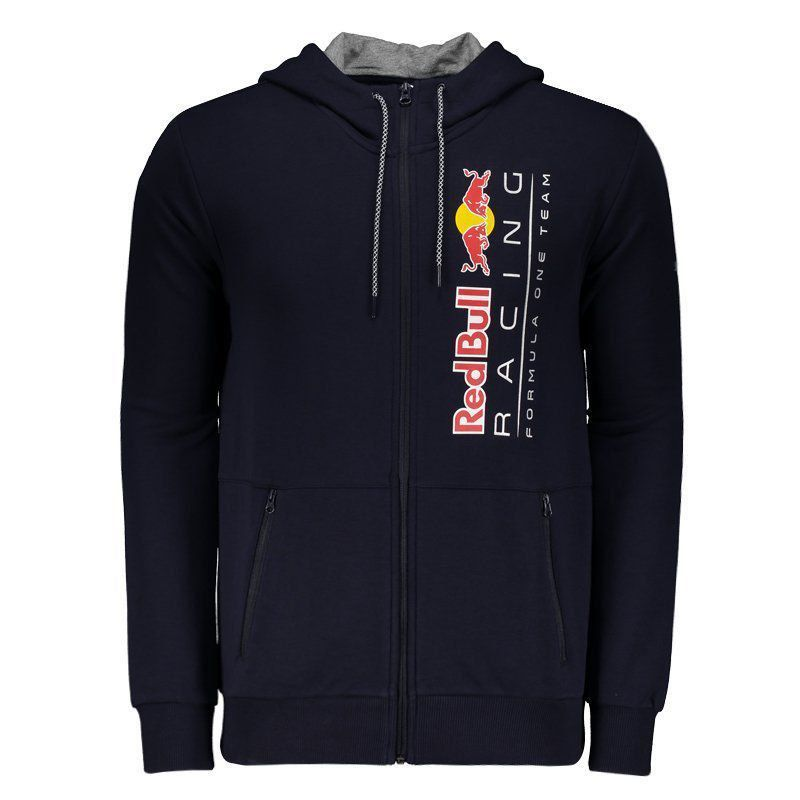 Jaqueta Puma Red Bull Racing F1 Team Azul - FutFanatics a07b3660c2c