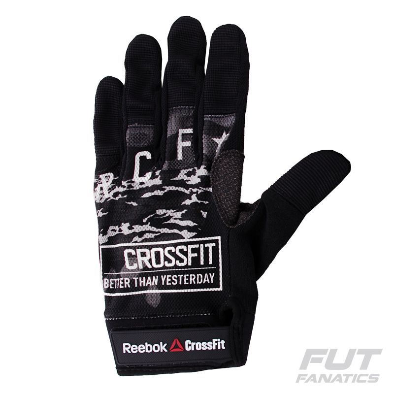 155c11e616 Luva Reebok Crossfit Training - FutFanatics