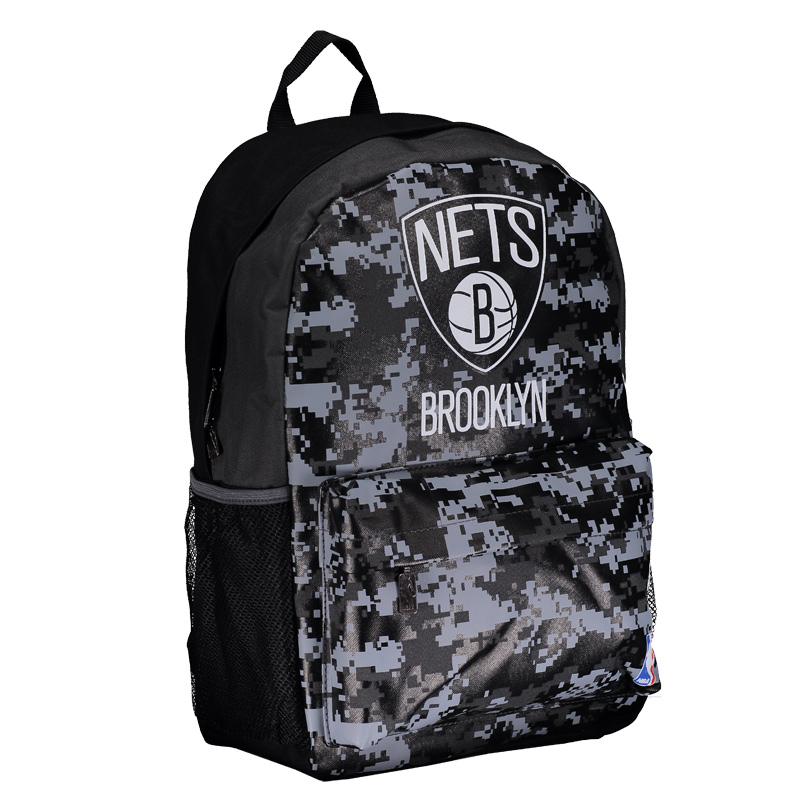 15bd21981 Mochila NBA Brooklyn Nets - FutFanatics