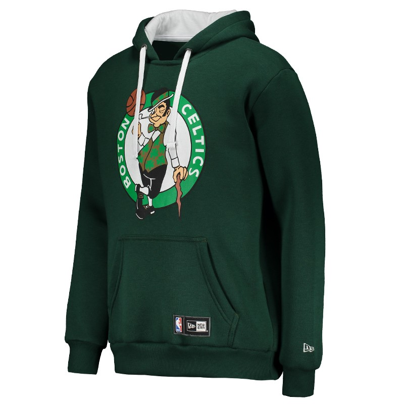 f150b886c Moletom New Era NBA Boston Celtics Verde - FutFanatics