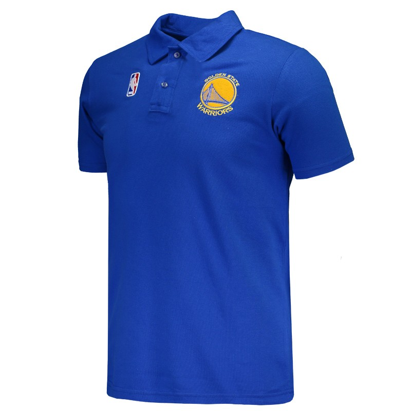 9afdf4a2bf931e Polo NBA Golden State Warriors Royal - FutFanatics