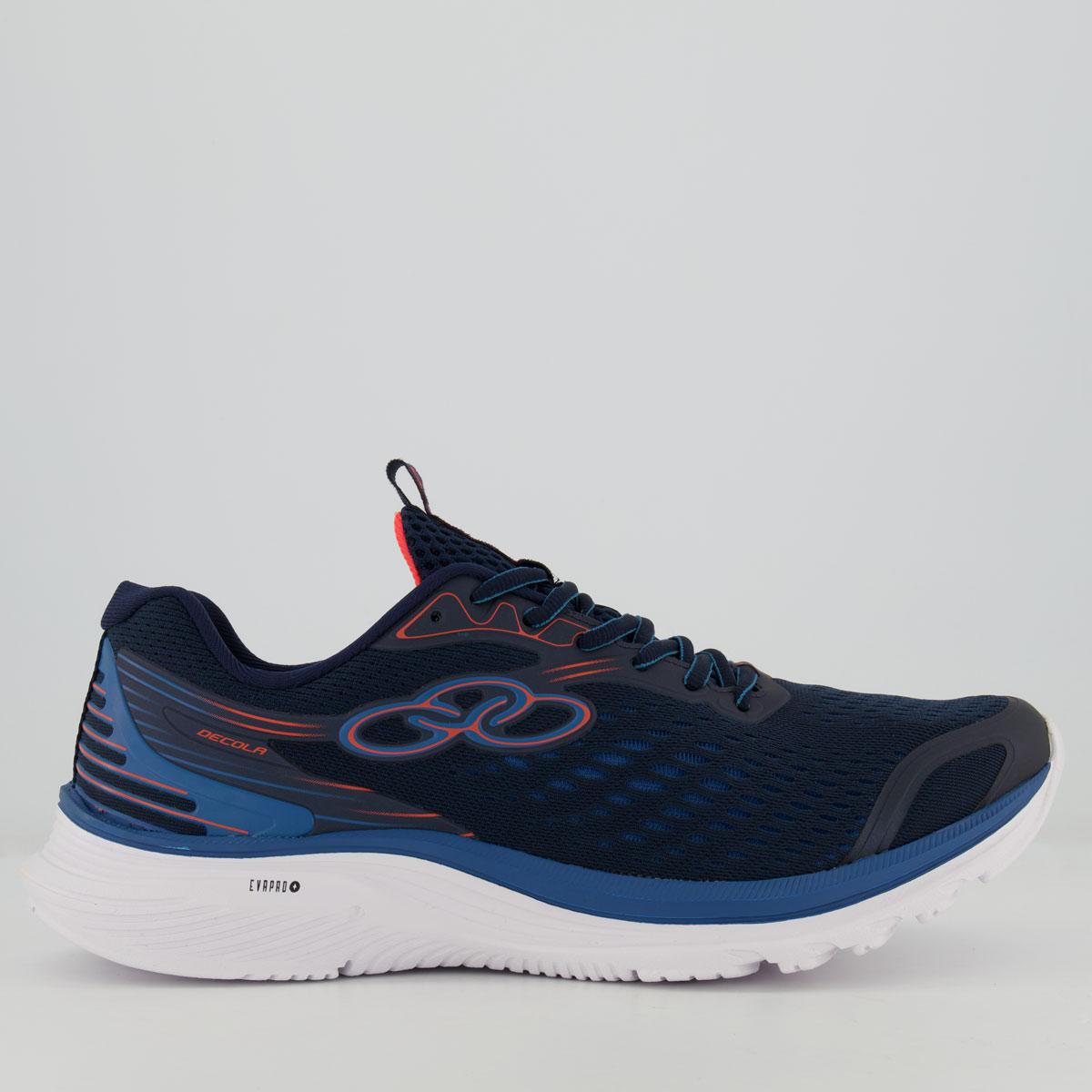 Tênis Olympikus Decola Marinho e Azul