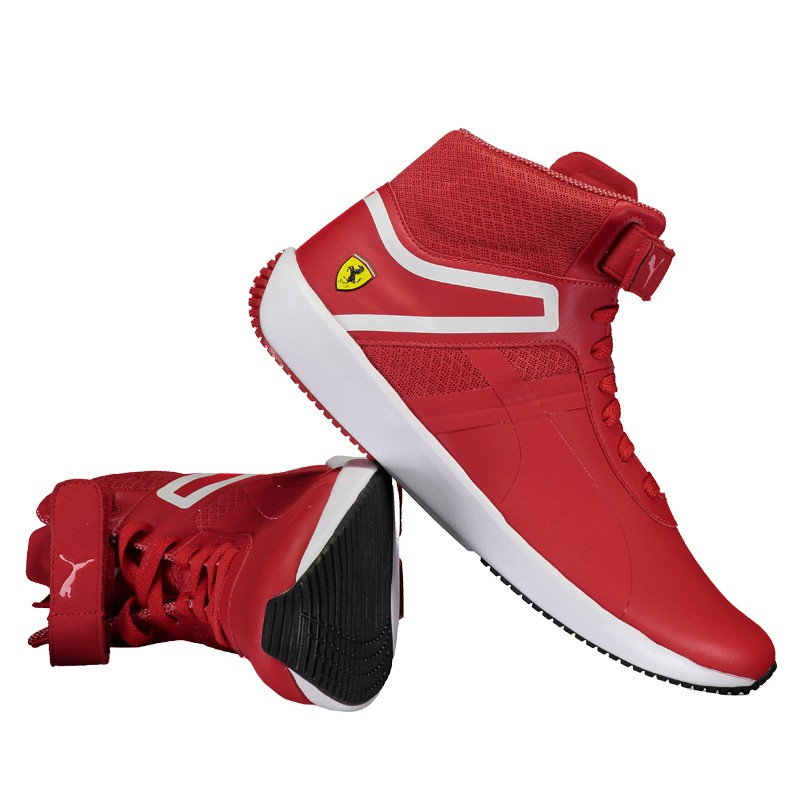 158b9f3cc73 Tênis Puma Scuderia Ferrari F116 - FutFanatics