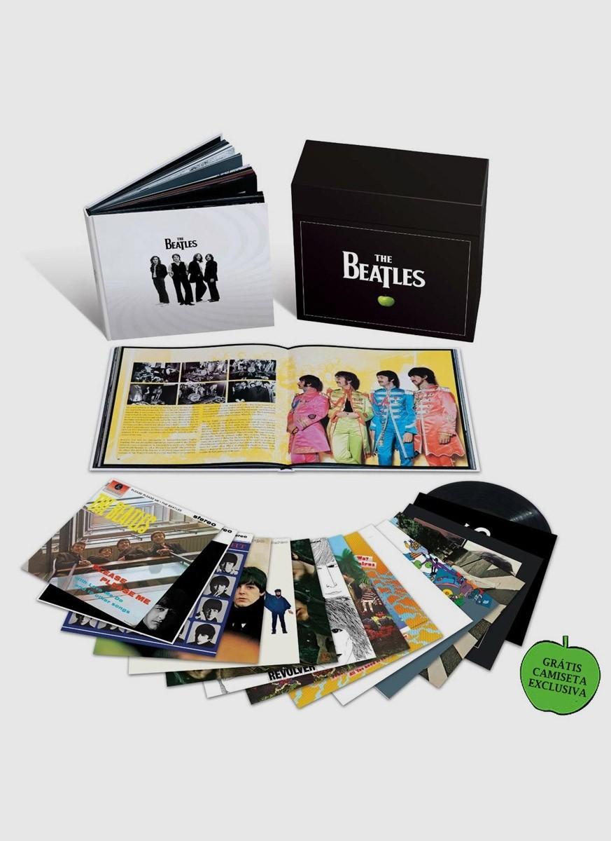 The Beatles Stereo Vinil Box Set