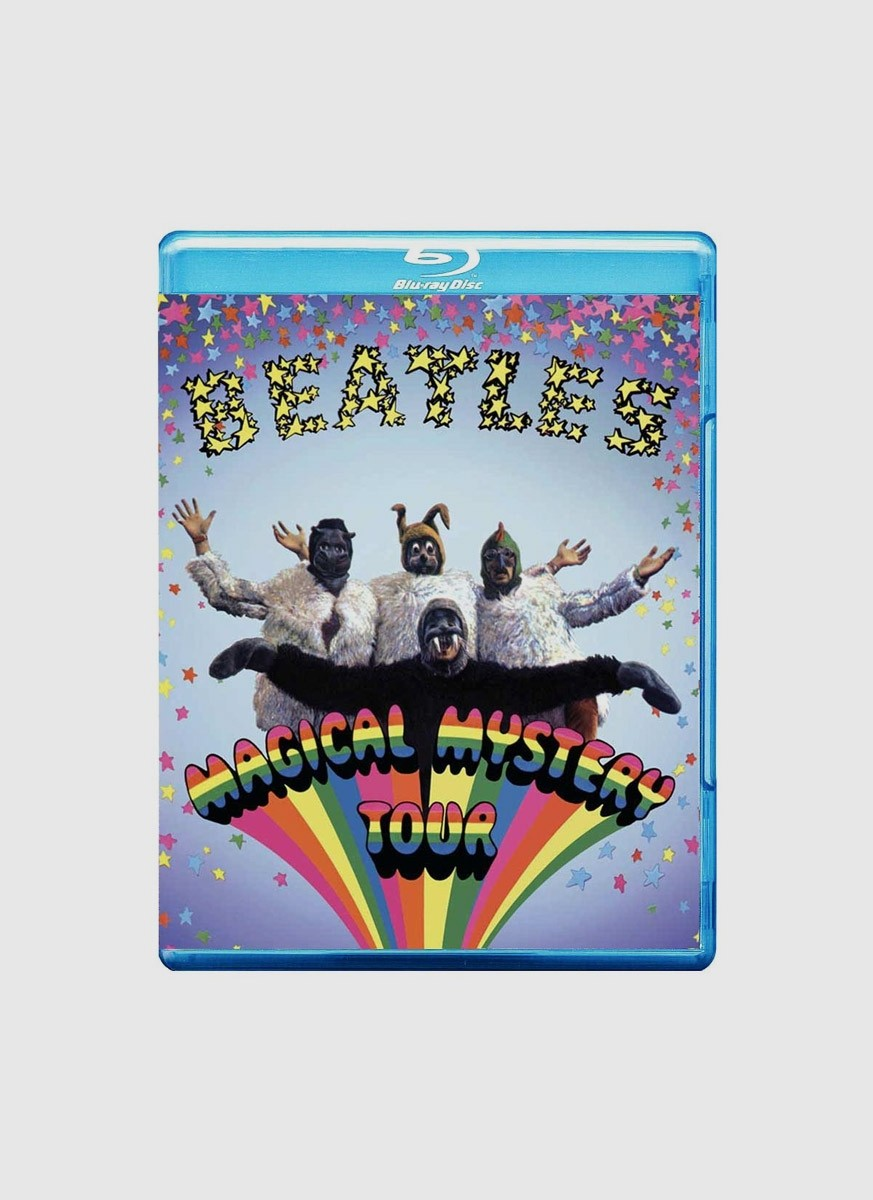 Blu-Ray The Beatles - Magical Mystery Tour