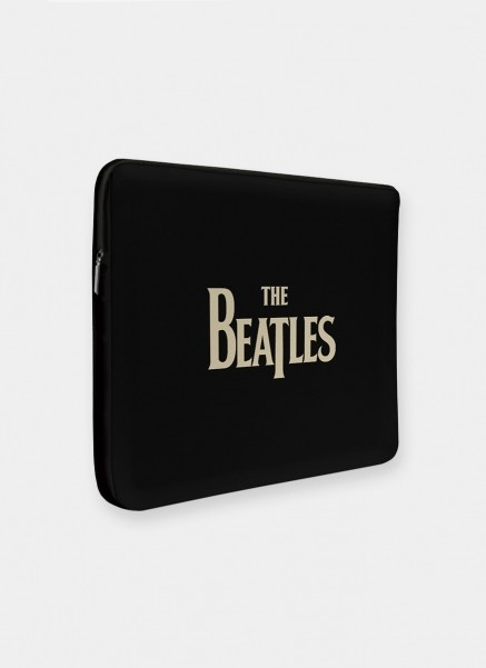 Capa Para Notebook The Beatles Abbey Road Black