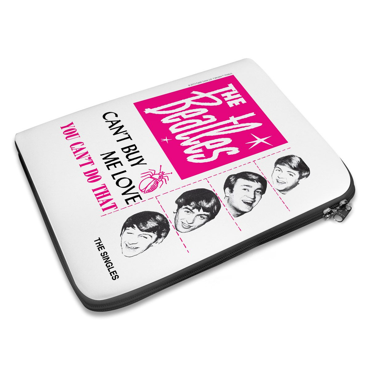Capa Para Notebook The Beatles - Can´t Buy Me Love