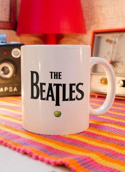 Caneca The Beatles - Classic Logo