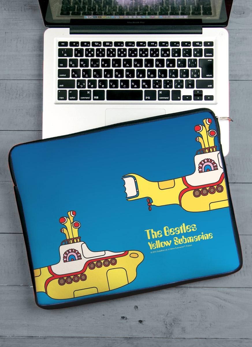Capa Para Notebook The Beatles Yellow Submarine