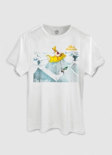 Camiseta Unissex The Beatles - Land of Submarines