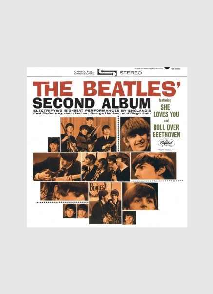 CD The Beatles - Second Album