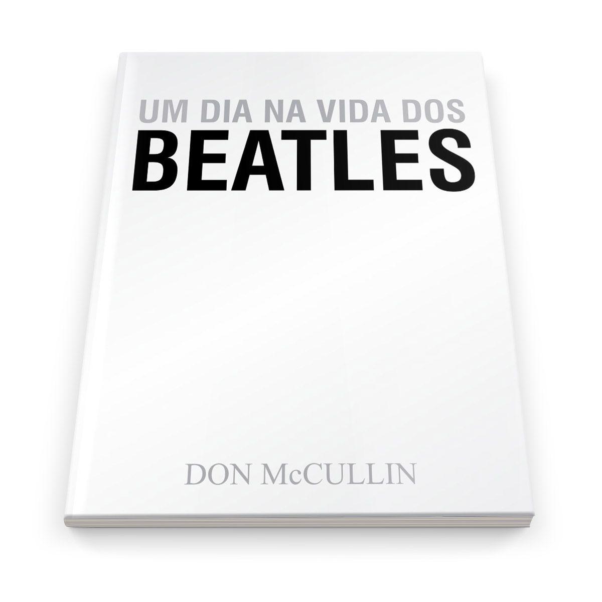 Livro Um Dia Na Vida Dos Beatles