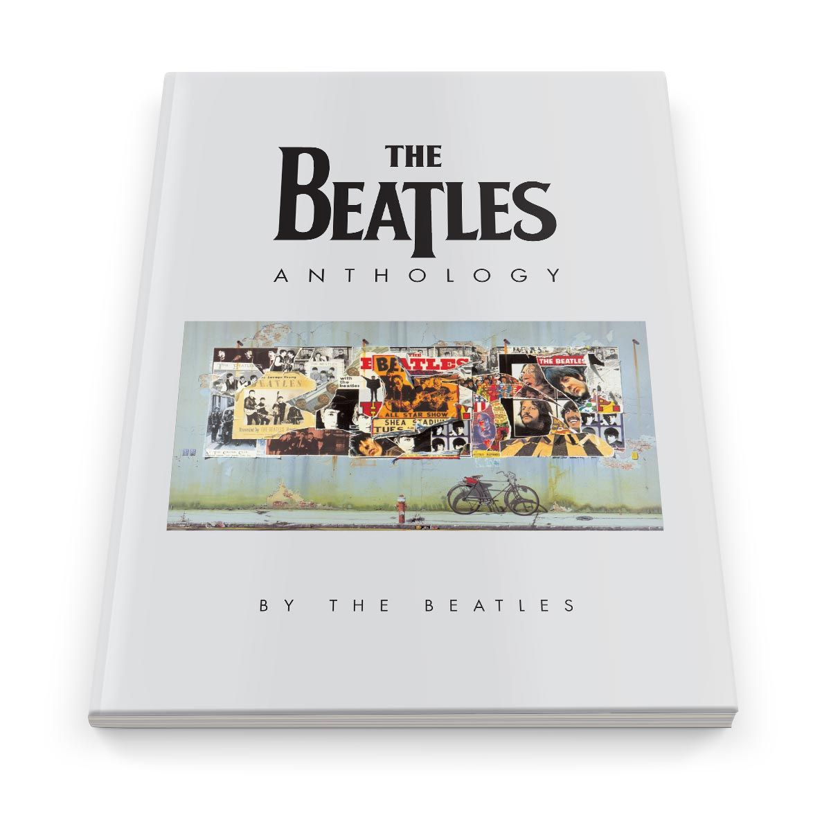 Livro The Beatles Antologia