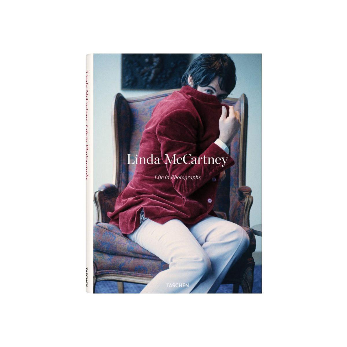 Livro Linda McCartney Life in Photographs