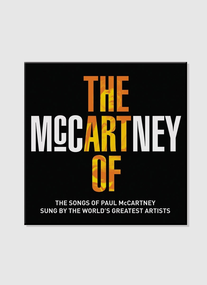 CD Duplo The Art Of McCartney