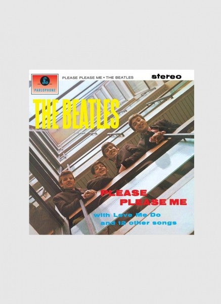 CD The Beatles - Please Please Me