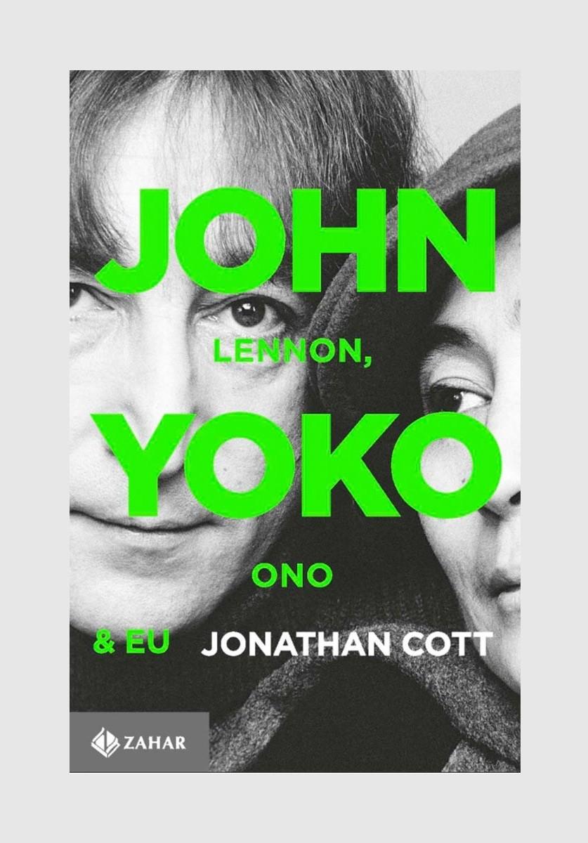 Livro John Lennon, Yoko Ono e Eu