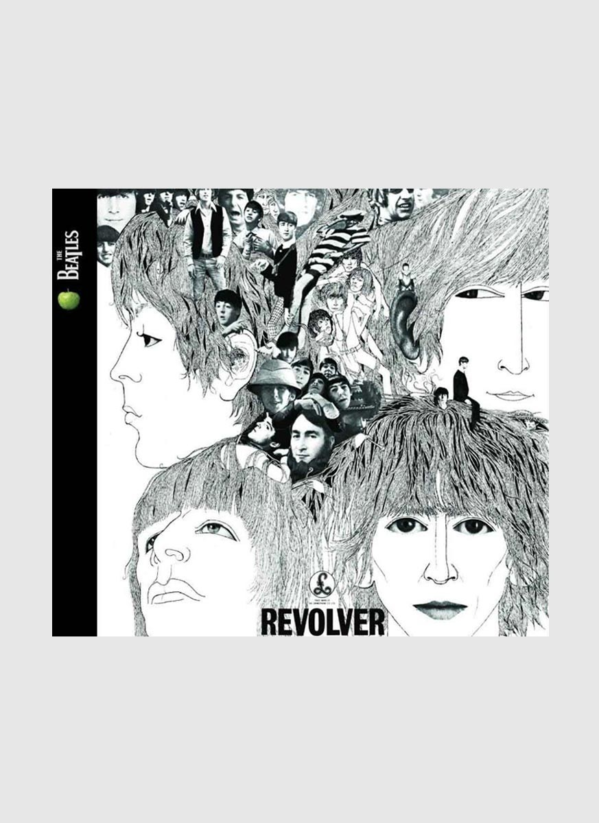 CD The Beatles - Revolver