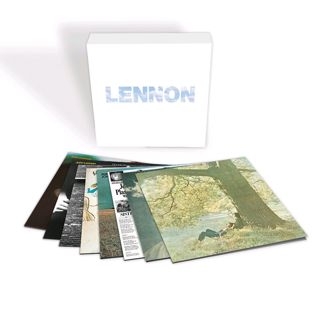 Vinil Box Set John Lennon