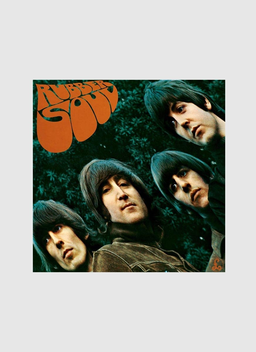 CD The Beatles - Rubber Soul USA VERSION