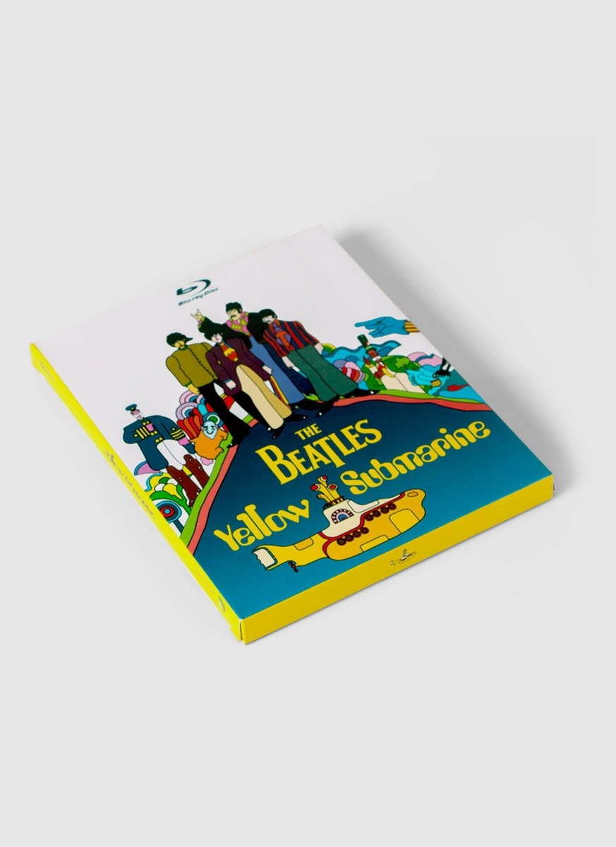 Blu-ray The Beatles Yellow Submarine