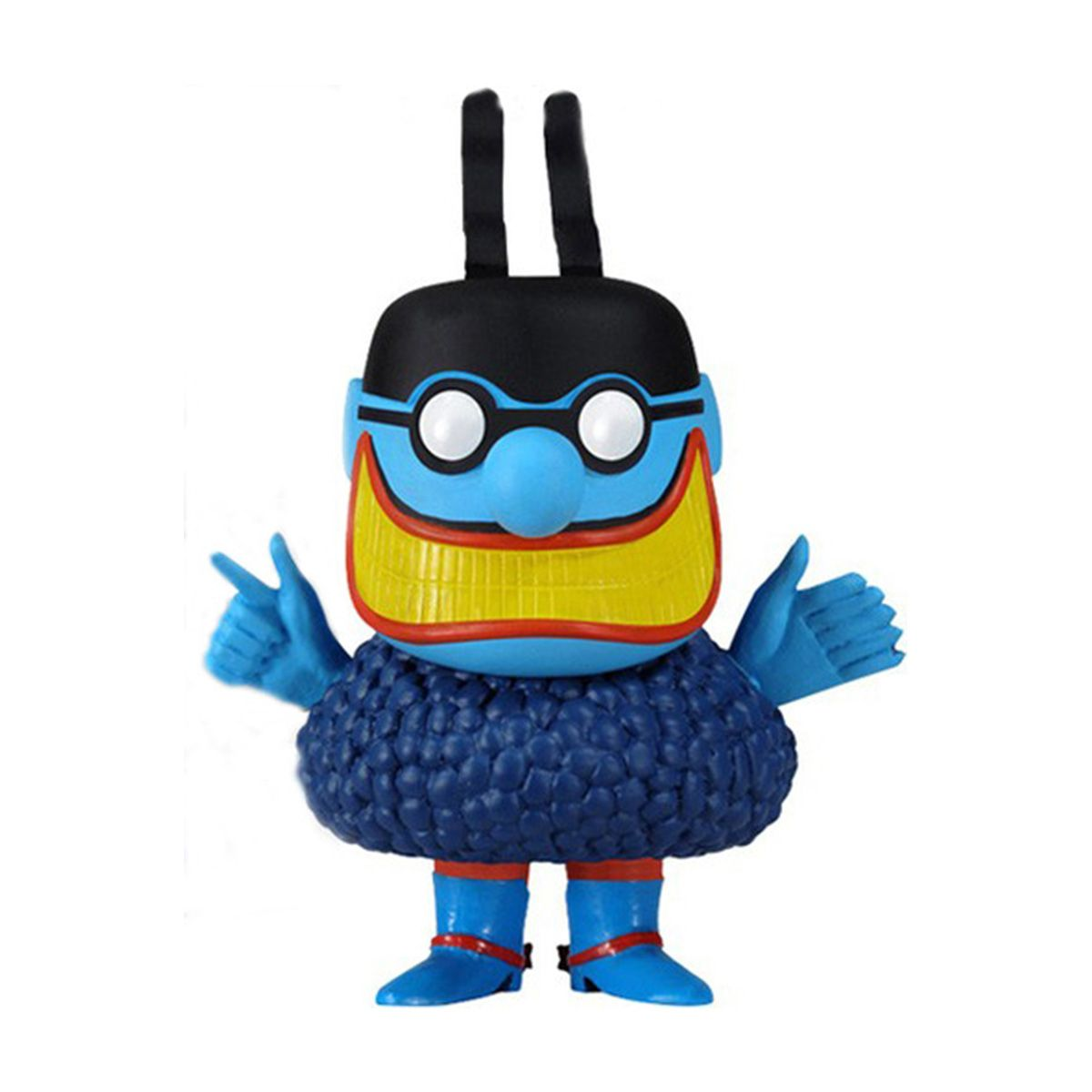 Boneco Funko The Beatles Yellow Submarine Blue Meanie