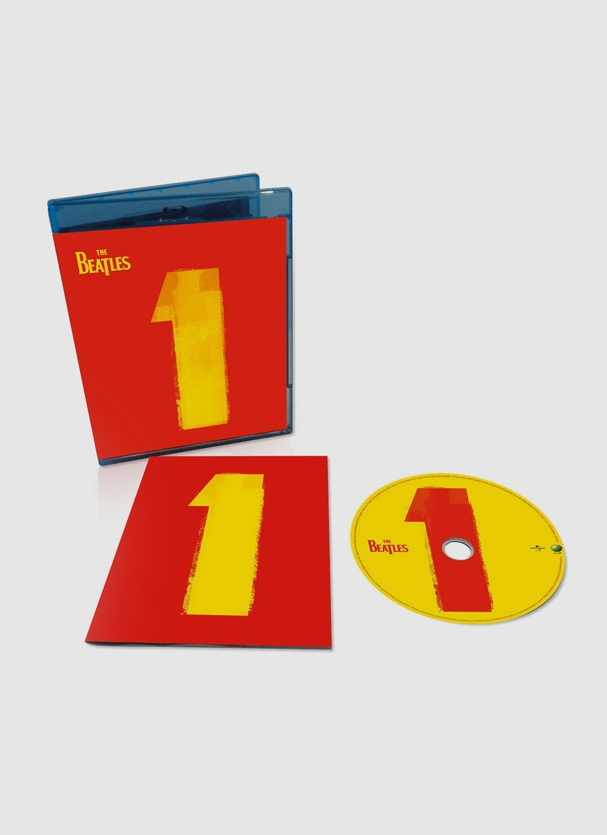 Blu-ray The Beatles 1 Versão Nacional
