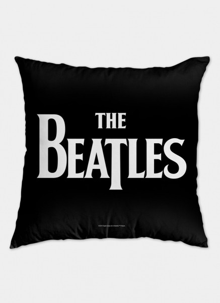 Almofada The Beatles Classic Logo