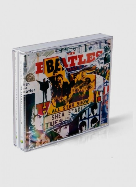 CD Duplo IMPORTADO The Beatles Anthology II