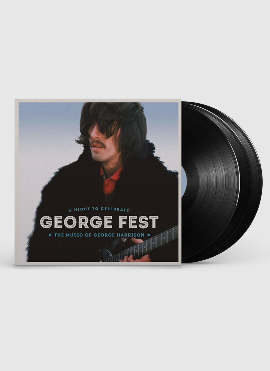 Produto IMPORTADO George Fest: A Night to Celebrate the Music of George Harrison 3 LPs