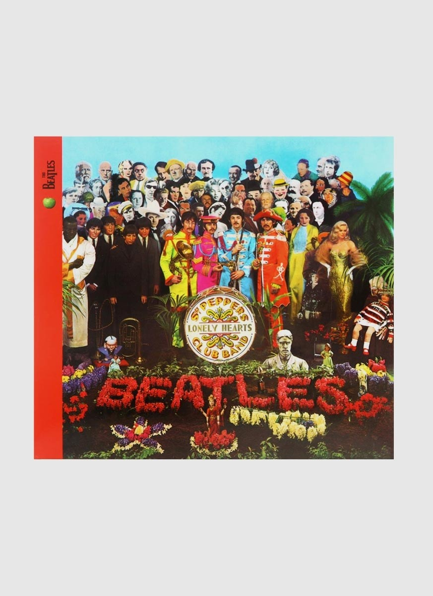 CD The Beatles - Sgt. Peppers Lonely Hearts Club Band