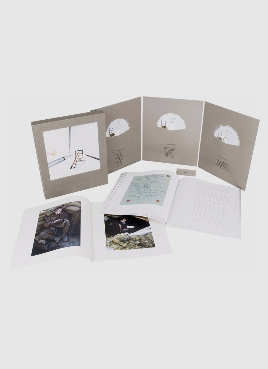 CD Box IMPORTADO Paul McCartney Pipes of Peace