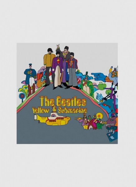 CD The Beatles - Yellow Submarine - Nothing Is Real