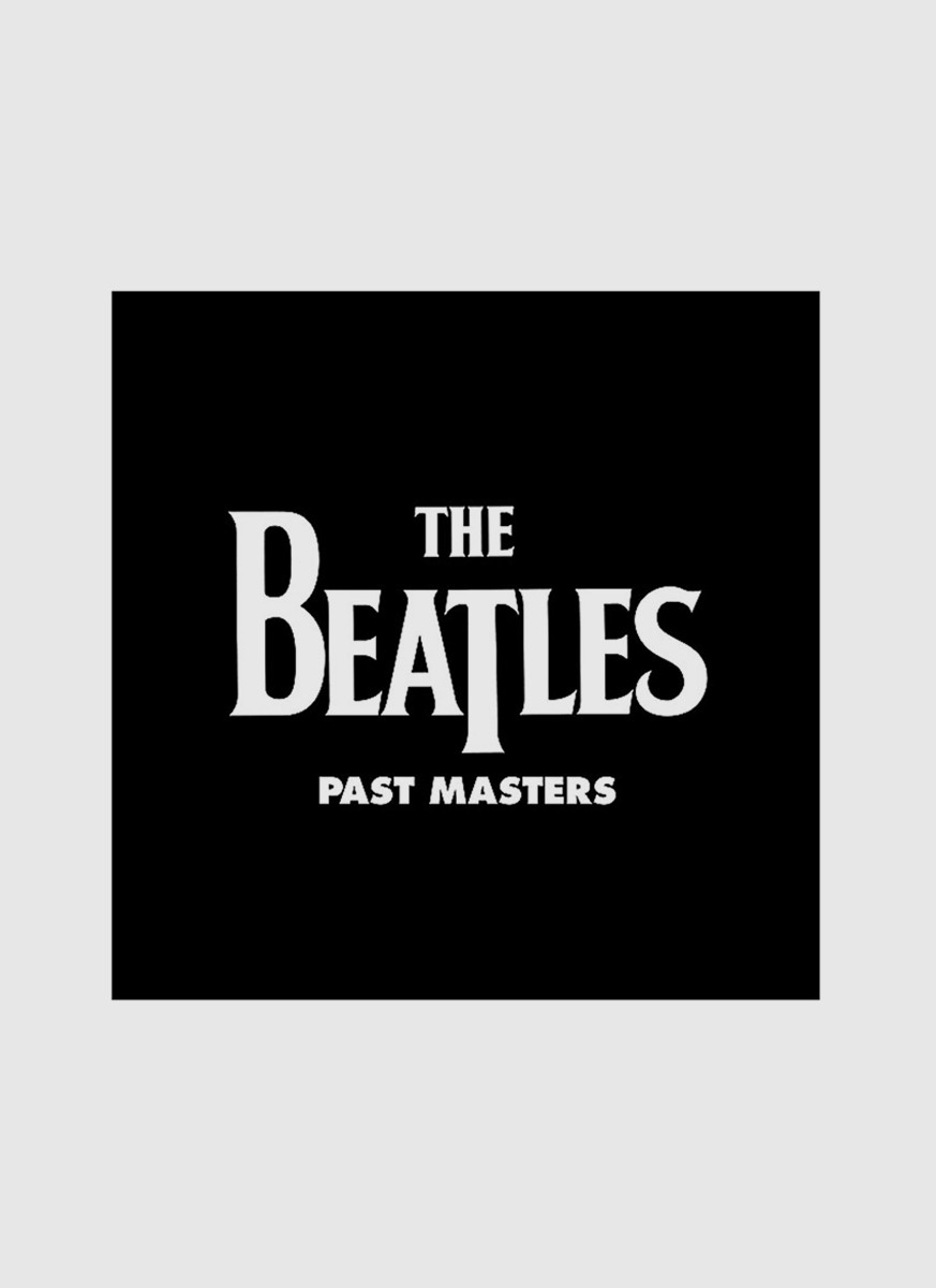 CD Duplo The Beatles - Past Masters Vol 1 e 2