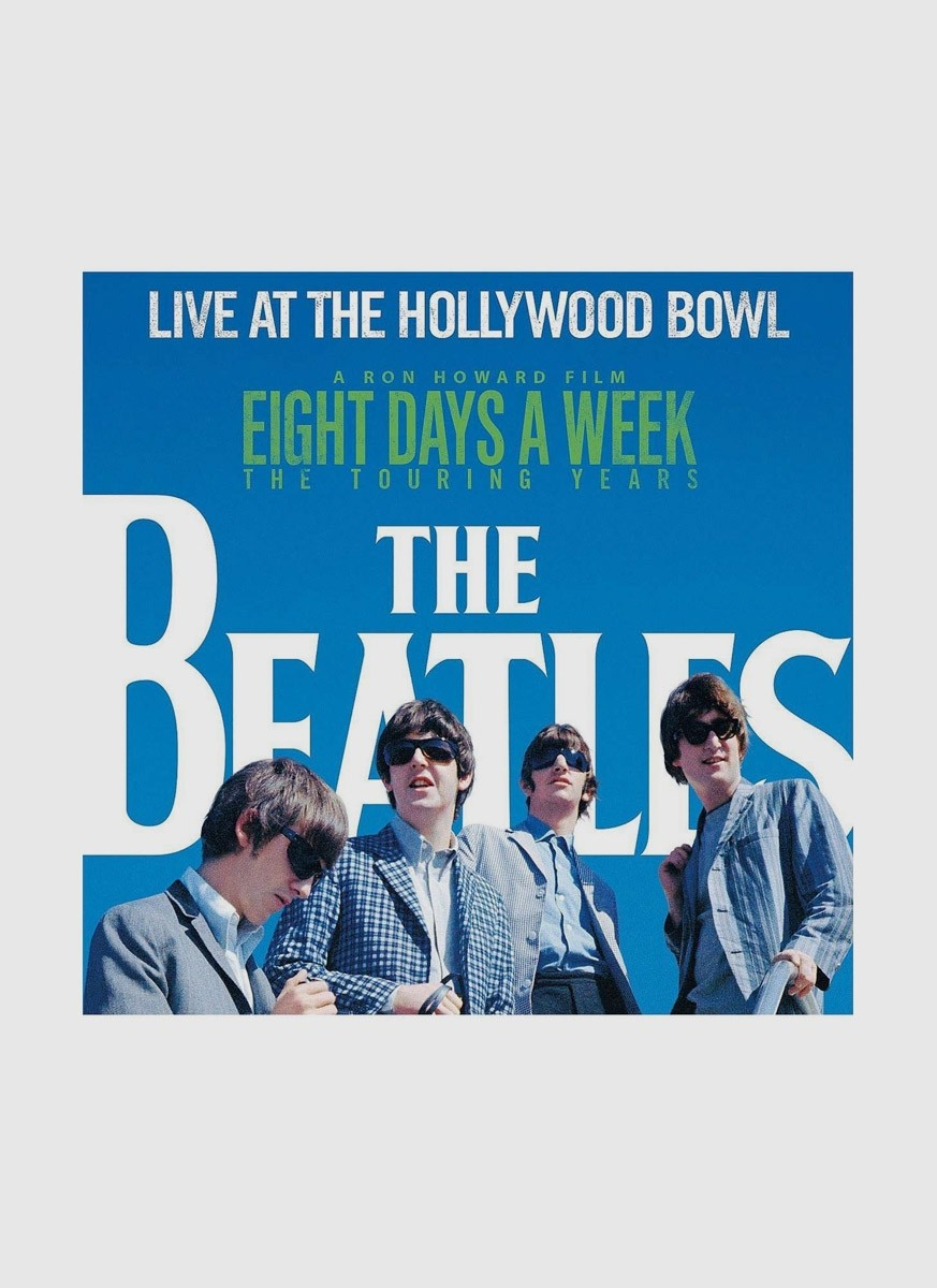 LP IMPORTADO The Beatles Live At The Hollywood Bowl