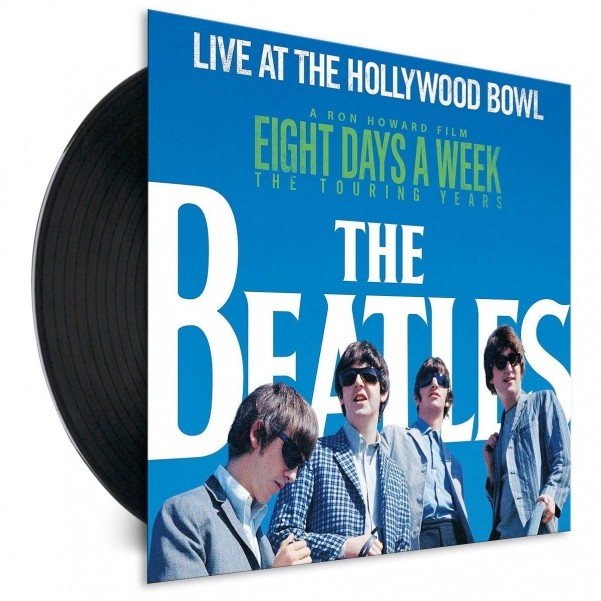 LP The Beatles Live At The Hollywood Bowl