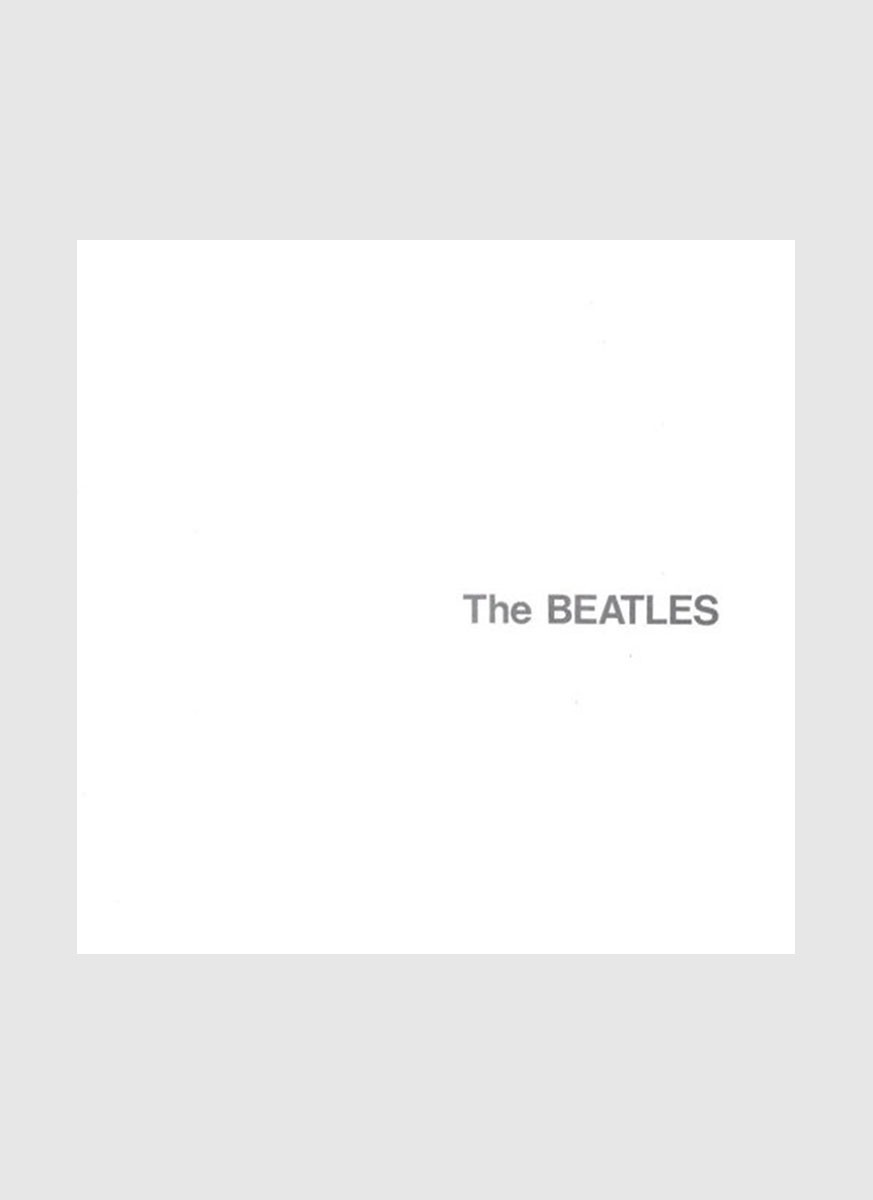 The Beatles - CD The Beatles White Album