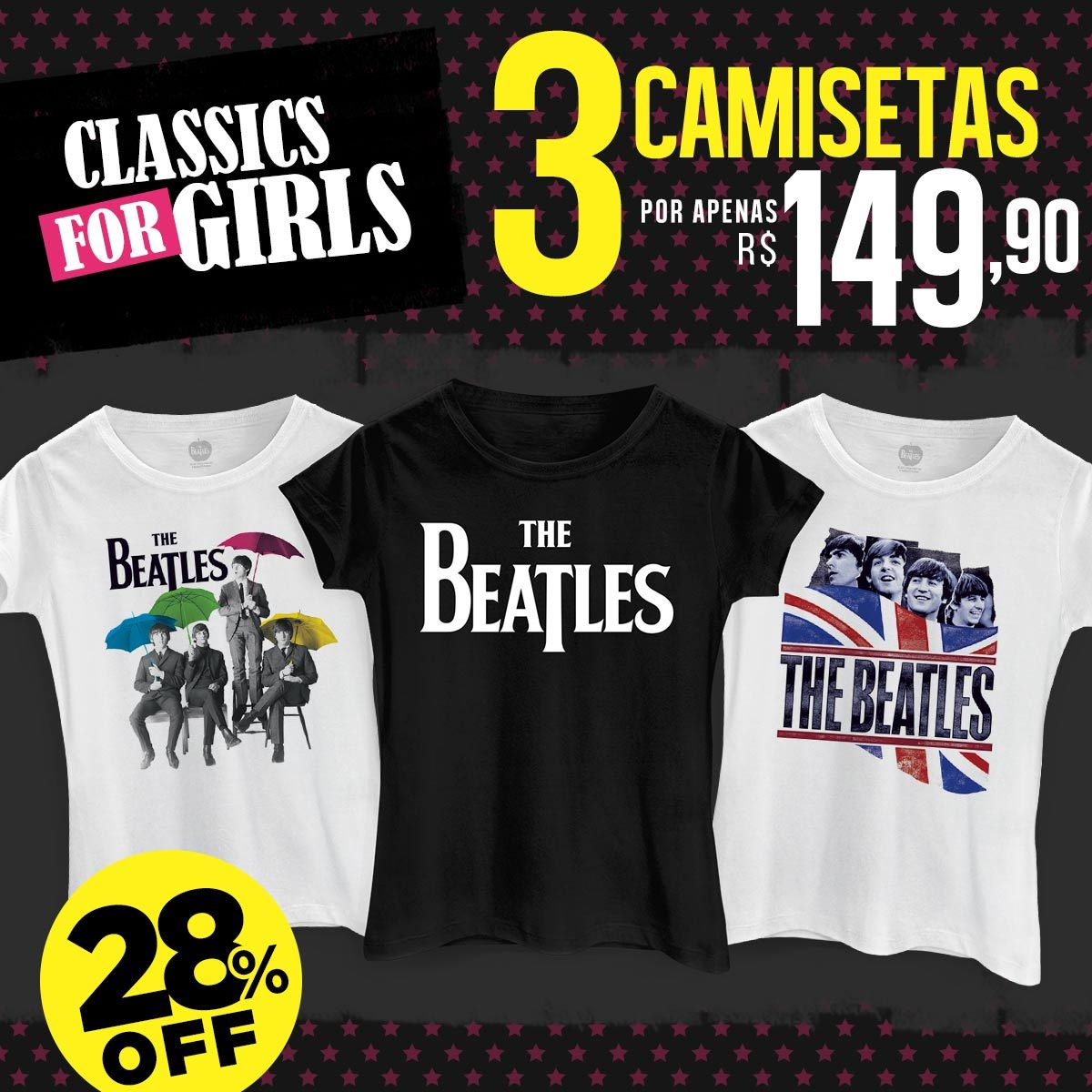 Combo Classics for Girls!