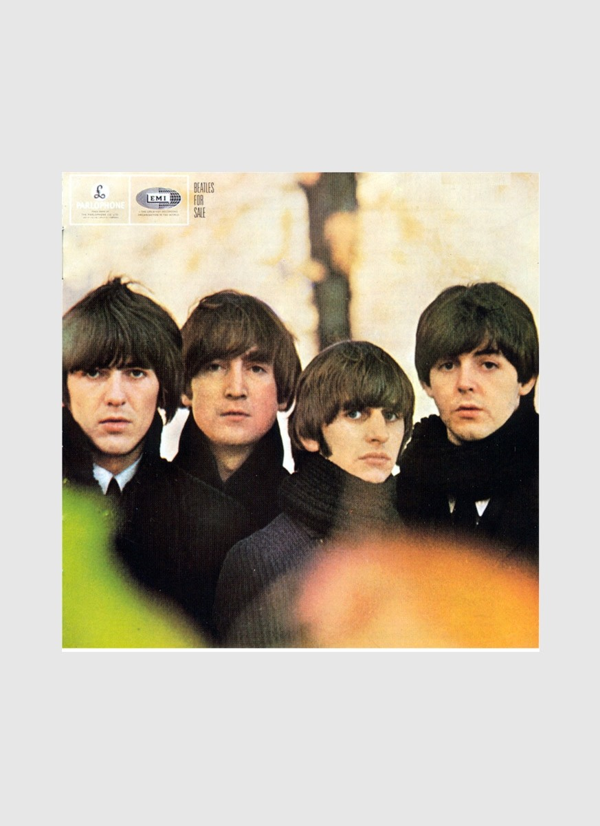 LP The Beatles - Beatles For Sale