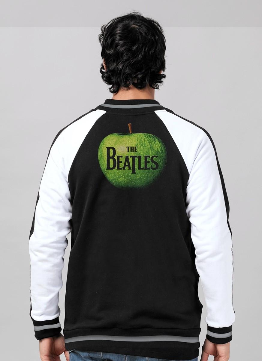 Jaqueta Bomber The Beatles Apple Records