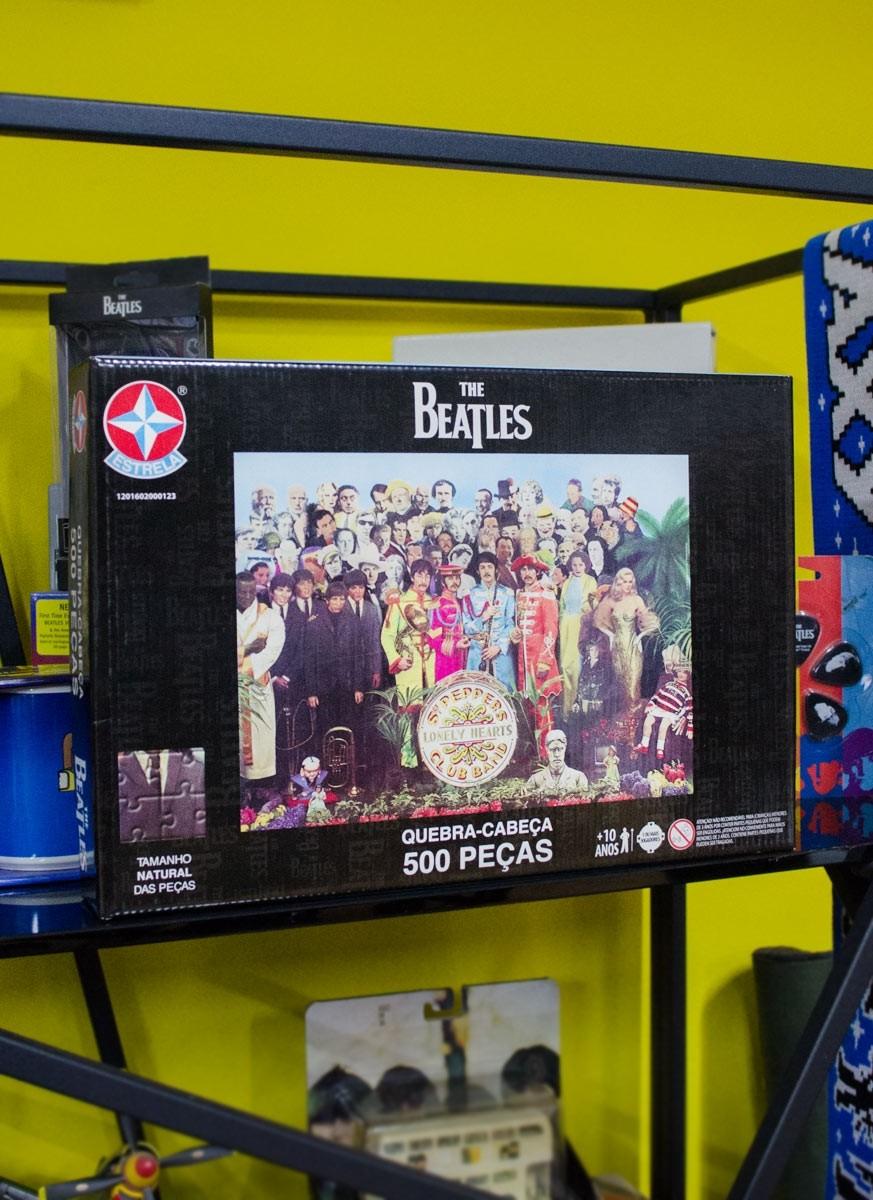Quebra Cabeça The Beatles 500 Peças
