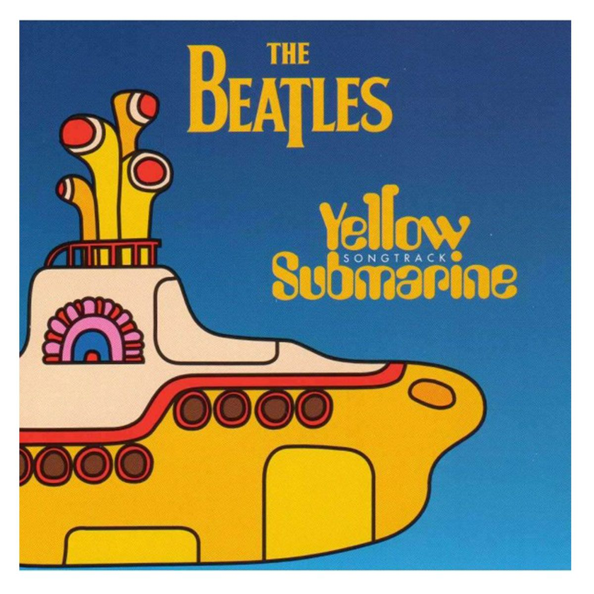 LP The Beatles - Yellow Submarine Songtrack