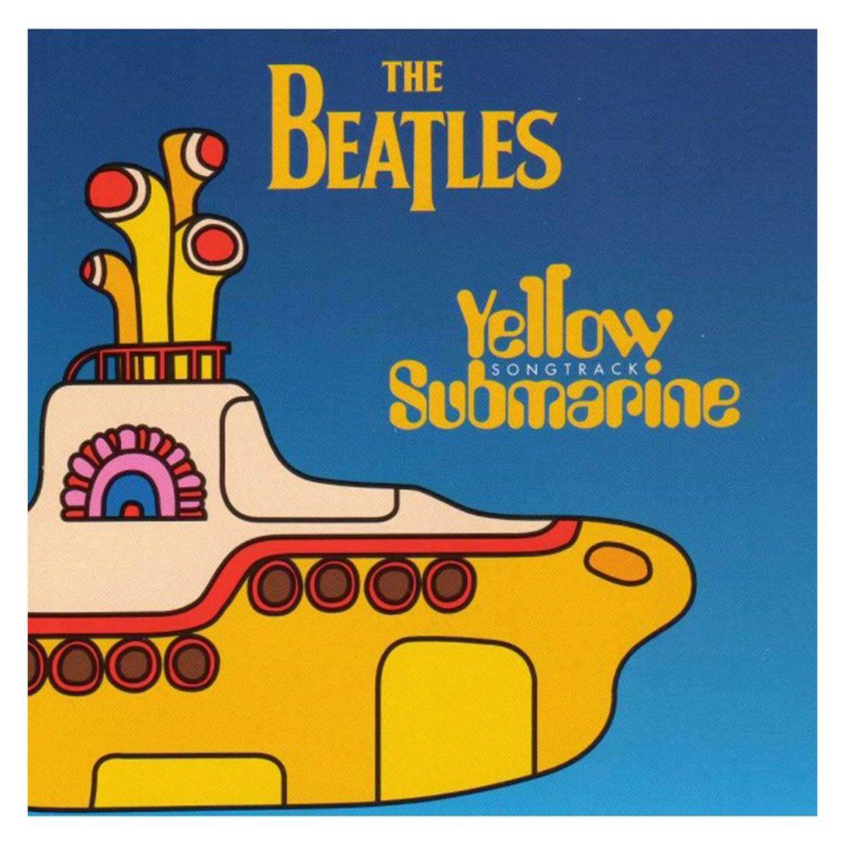 LP The Beatles - Yellow Submarine Songtrack