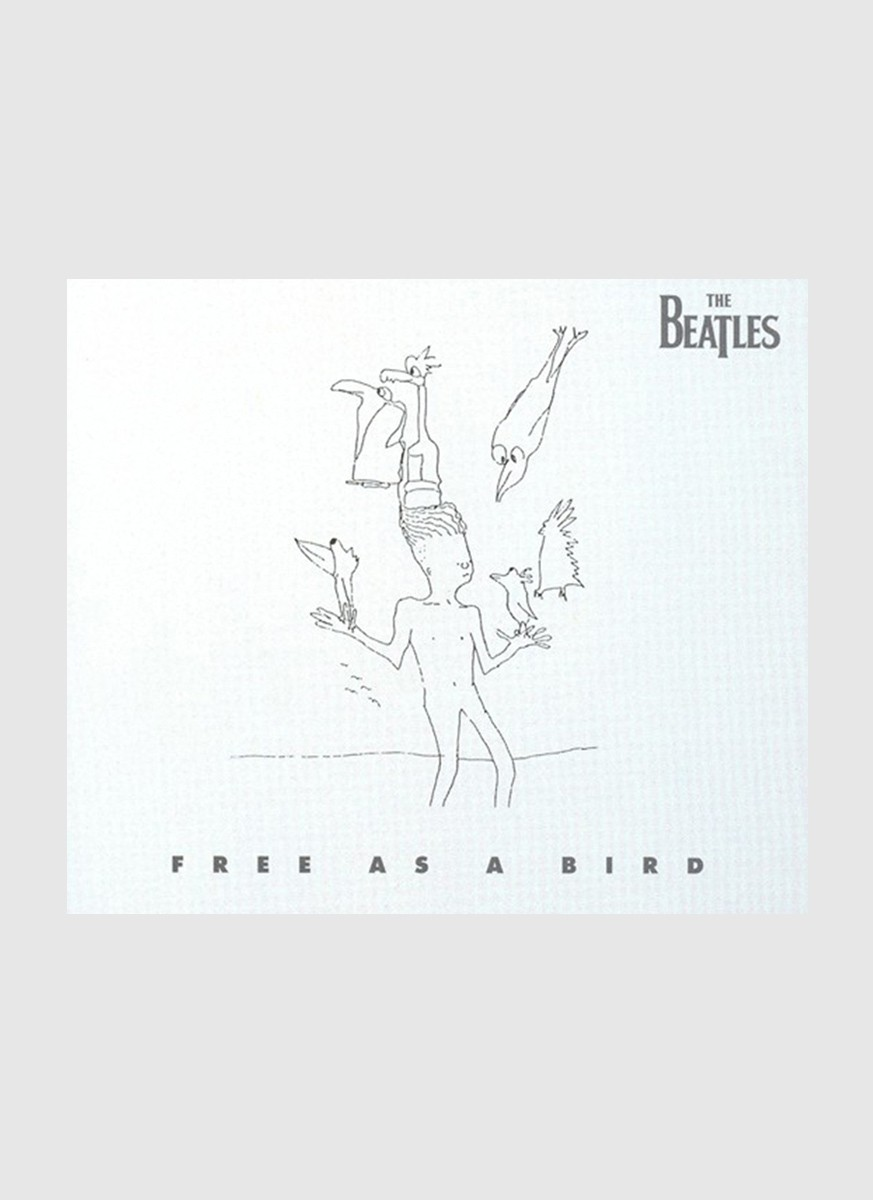 CD The Beatles - Free As A Bird
