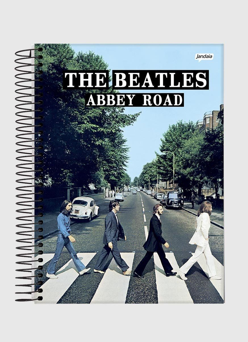 Caderno 1 Matéria The Beatles Abbey Road