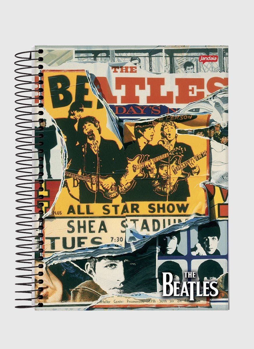 Caderno 1 Matéria The Beatles All Star Show