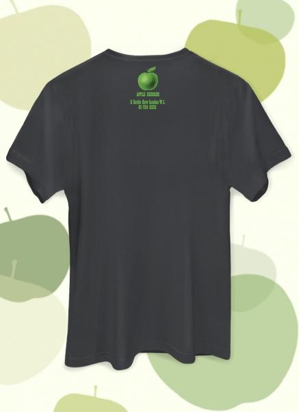 Camiseta Unissex The Beatles On Apple Fone